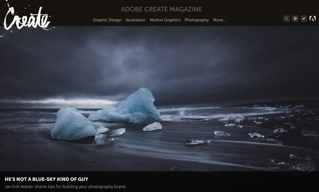 Adobe Create tímarit