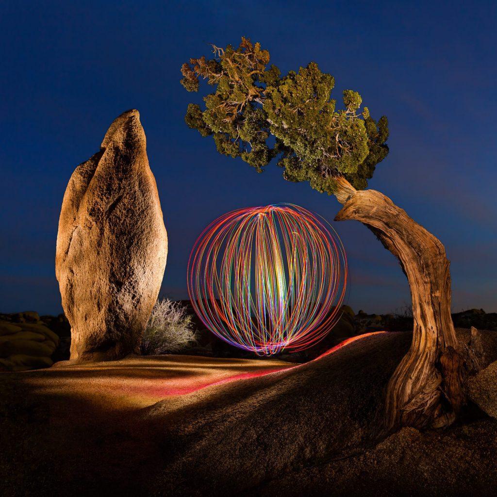 2012_03 Joshua Tree CA Orb-Edit